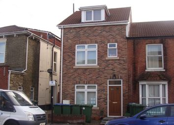 Thumbnail 7 bedroom end terrace house to rent in Lodge Road, Southampton