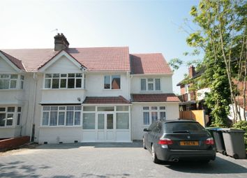Thumbnail 7 bed semi-detached house for sale in Brook Avenue, Wembley
