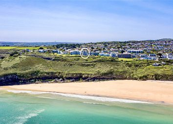 Thumbnail 3 bed flat for sale in Monowai, St. Ives, Cornwall