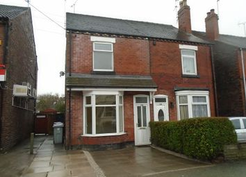 Thumbnail 2 bed end terrace house to rent in Talke Road, Alsager, Stoke-On-Trent