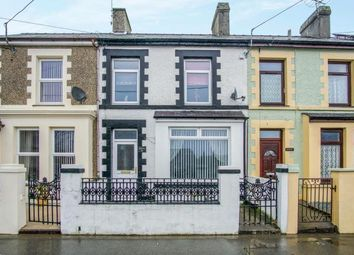 Thumbnail 3 bed terraced house for sale in County Road, Penygroes, Caernarfon, Gwynedd