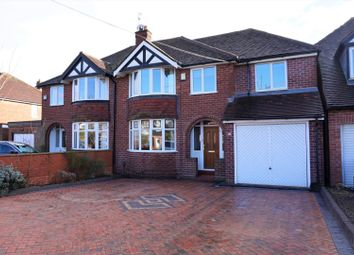 4 bed semi-detached house for sale in Trent Valley Road, Lichfield WS13