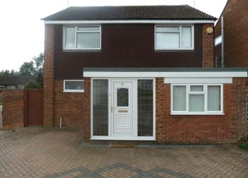 Thumbnail 4 bed detached house to rent in Burleigh Piece, Linden Village, Buckingham
