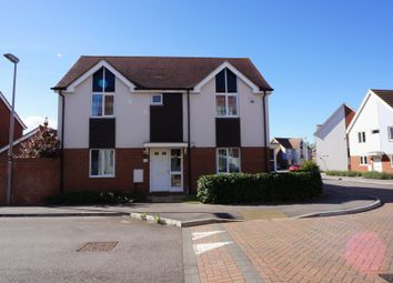 Thumbnail 4 bed detached house to rent in Corfe Meadows, Broughton