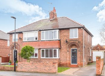Thumbnail 3 bed property for sale in Walden Avenue, Scawthorpe, Doncaster