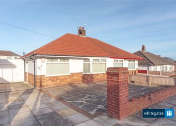 Thumbnail 2 bed bungalow for sale in Palm Grove, Woolton, Liverpool