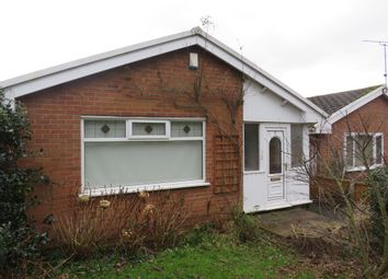 Thumbnail 3 bed detached bungalow for sale in Skiddaw Close, Beechwood, Runcorn