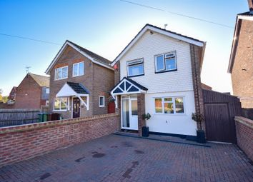 Thumbnail 3 bed detached house for sale in Wantage Crescent, Wing, Leighton Buzzard