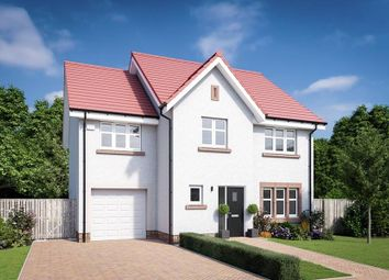 "Thumbnail 4 bed detached house for sale in ""Bryce Detached"" at Penicuik Road, Roslin"