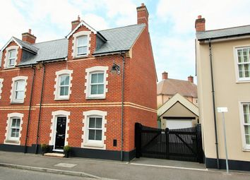 Thumbnail 4 bed property for sale in Masterson Street, Exeter