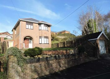 Thumbnail 3 bedroom detached house for sale in Tygwyn Road, Clydach, Swansea