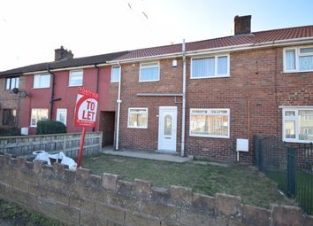 Thumbnail 3 bed terraced house to rent in Broadway, Dunscroft, Doncaster