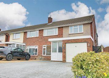 Thumbnail 4 bed semi-detached house for sale in Gilders, Sawbridgeworth, Hertfordshire