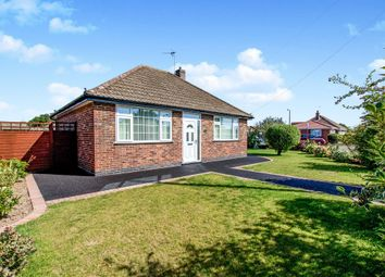 Thumbnail 2 bed detached bungalow for sale in Kennedy Avenue, Skegness