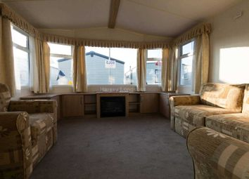 Thumbnail 3 bedroom mobile/park home for sale in Walton Avenue, Felixstowe