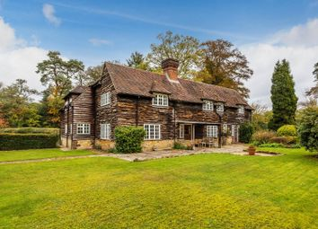 Thumbnail 6 bed detached house for sale in Bell Vale Lane, Haslemere