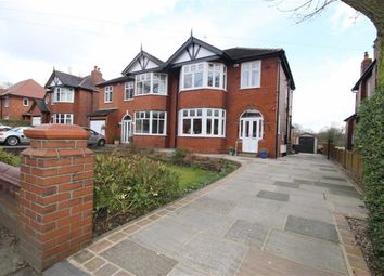 Thumbnail 3 bed semi-detached house for sale in Crossfield Drive, Worsley, Manchester