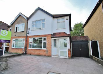 Thumbnail 3 bedroom semi-detached house for sale in Tolworth Rise North, Surbiton, Surrey
