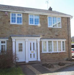 Thumbnail 3 bed property to rent in The Chase, Wetherby