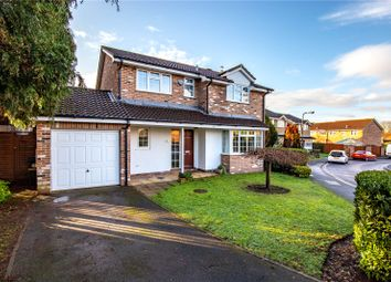 Thumbnail 4 bed detached house for sale in Quarry Way, Stapleton, Bristol