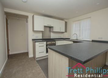 Thumbnail 4 bed flat for sale in Old Market Road, Stalham, Norwich