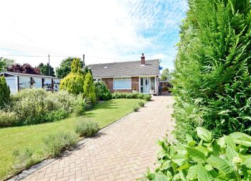 Thumbnail 3 bed semi-detached house for sale in The Street, Hawkinge, Folkestone, Kent