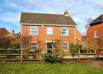 Thumbnail 4 bedroom detached house for sale in West Tisted Close, Fleet