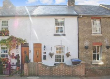 Thumbnail 2 bed cottage for sale in Lower Road, River, Dover, Kent