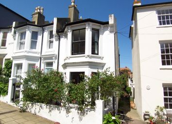 Thumbnail 2 bed end terrace house for sale in Croft Road, Hastings Old Town