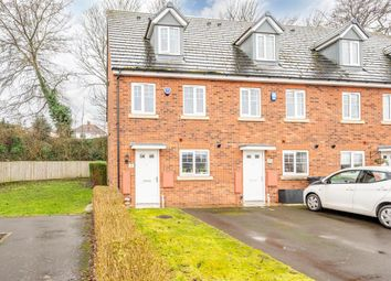 Thumbnail 3 bed end terrace house for sale in Nash Gardens, Wollaston
