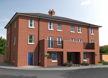 Thumbnail 3 bed town house for sale in The Circus, Spalding