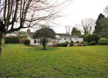 Thumbnail 4 bed detached bungalow for sale in Lutterworth Road, Bramcote, Nuneaton