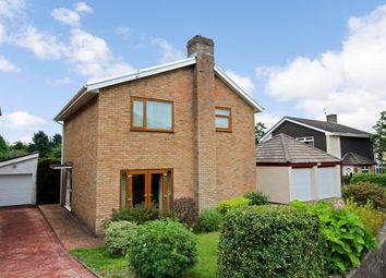 Thumbnail 3 bed detached house for sale in Waun Goch Road, Oakdale, Blackwood