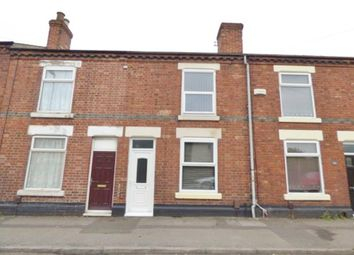 Thumbnail 2 bedroom terraced house to rent in Uppermoor Road, Derby
