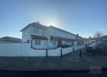 Thumbnail 5 bed end terrace house for sale in Meadow Close, Enfield