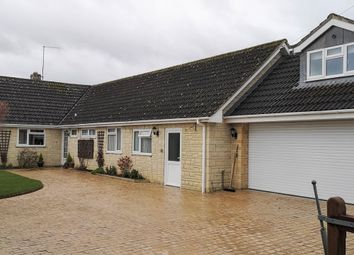 Thumbnail 4 bed detached bungalow to rent in Burton Street, Marnhull, Dorset