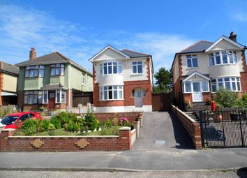 Thumbnail 3 bedroom detached house to rent in Runton Road, Branksome, Poole