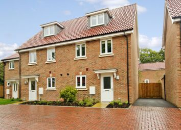 Thumbnail 3 bed property to rent in Orchard Close, Burgess Hill