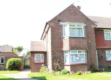 Thumbnail 2 bed flat for sale in Booth Drive, Staines