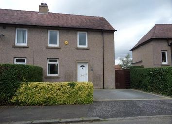 Thumbnail 2 bedroom semi-detached house to rent in Clermiston Grove, Edinburgh