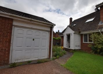 Thumbnail 3 bed semi-detached house for sale in Pine Close, Taunton, Somerset
