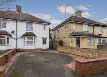 Thumbnail 2 bedroom semi-detached house for sale in Cambridge, Cambridgeshire