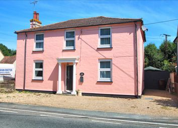 Thumbnail 4 bed detached house for sale in Red House, Harwich Road, Great Bromley, Colchester