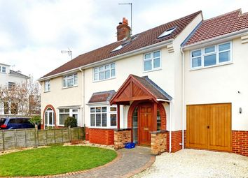 Thumbnail 4 bed semi-detached house for sale in Bournside Drive, Cheltenham, Gloucestershire