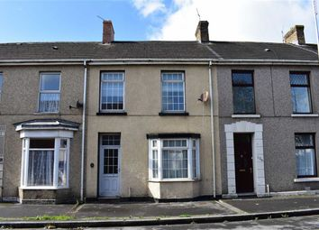 Thumbnail 3 bedroom terraced house for sale in New Dock Road, Llanelli