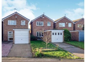 Thumbnail 3 bed detached house for sale in Poulter Close, Bobbersmill, Nottingham