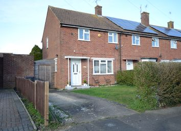 Thumbnail 2 bed end terrace house for sale in Hatford Road, Reading
