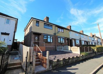 Thumbnail 2 bed town house for sale in Burlidge Road, Chell, Stoke On Trent