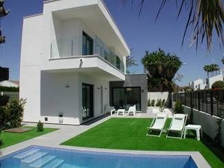 Thumbnail 3 bed villa for sale in 03189, Orihuela / Urbanización Villa Martín, Spain