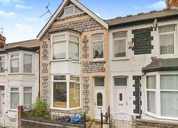 Thumbnail 4 bedroom terraced house for sale in Regent Street, Barry